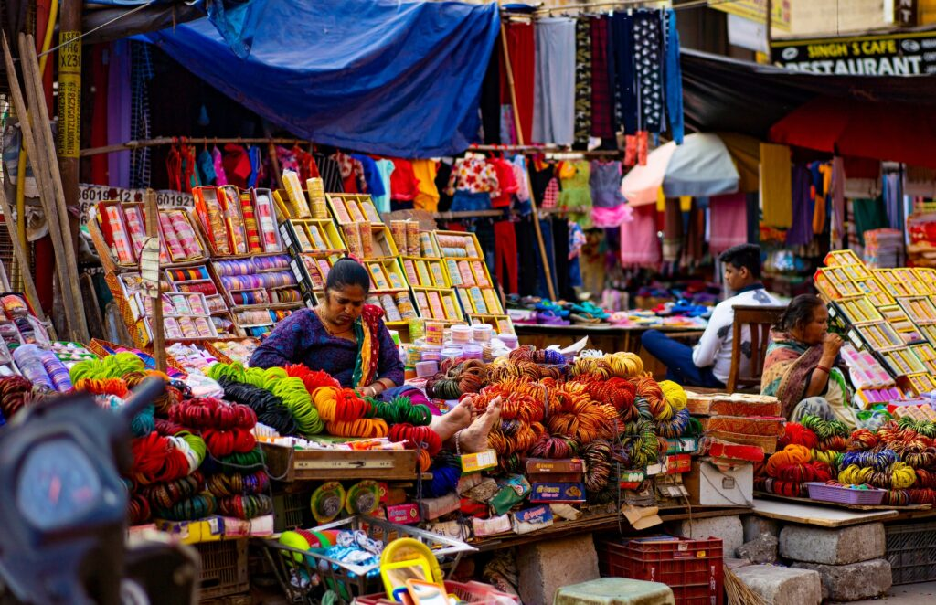 ויזה להודו - השווקים הטובים בדלהי